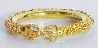 silver gold plated bracelet images Gold plated on silver bangle jpg