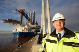 major milestone as siemens dispatches first turbines from hull