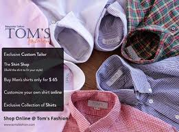 get excellent custom made dress shirt stitch from bangkok tailor