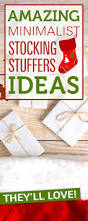 stocking stuffers for adults amazing minimalist stocking stuffers ideas for the whole family