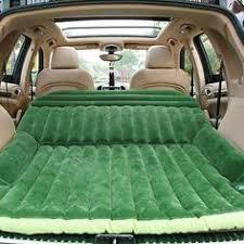 car travel inflatable mattress suv car air mattress camping