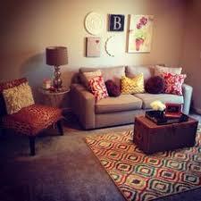 Apartment Living Room Decor Bright And White Even At Night I Love The Brightness White