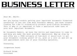 friendly letter format template mla business letter format