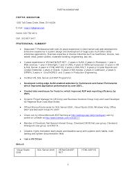 Sql Developer Sample Resume by Ssrs Developer Sample Resume No Objection Certificate Template