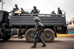 le siege de l ua rdc annulation d un sit in devant le siège de l union africaine