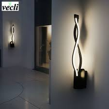 Led Wall Sconce Led Wall L Modern Bedroom Beside Reading Wall Light Indoor