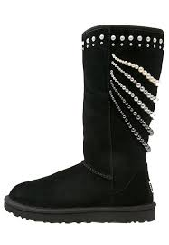 ugg womens grandle boots black ugg boots usa outlet exclusive deals