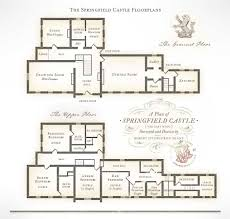 Hatley Castle Floor Plan Highclere Castle Floor Plan Carpet Vidalondon
