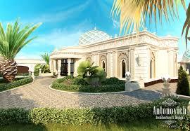 luxury antonovich design project interior design oae