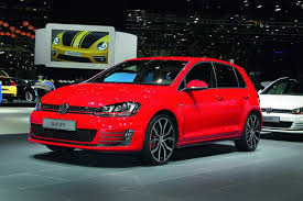 volkswagen golf gti 2015 black new vw golf gti mk7 live photos from geneva and first promo video