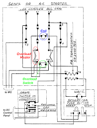 contactor and overload wiring diagram gooddy org