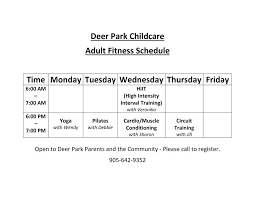 Resume For A Daycare Job by Deer Park Childcare Home Facebook