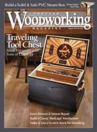 traveling tool chest popular woodworking magazine