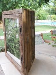 Corner Mirror Bathroom by Custom Made Wooden Corner Medicine Cabinet With Mirror Powder