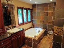 master bathroom ideas slate master bath renovation in