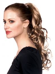 clip hair canada 20 curly clip in remy hair ponytail hair pieces canada