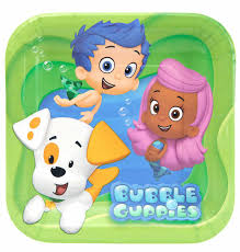 party supply guide bubble guppies