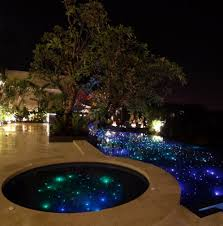 Colored Landscape Lighting Eye Catching Landscape Lighting Home Technology Experts