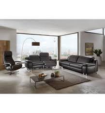 canapé relaxation electrique merlin canapé relaxation électrique 2 5 places avec option