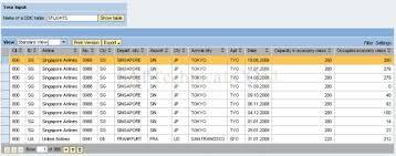 tutorial java web dynpro using an alv with dynamic context nodes in web dynpro
