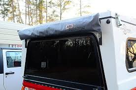 Arb Rear Awning Adding Bag Awning Track To Flip Pac Expedition Portal