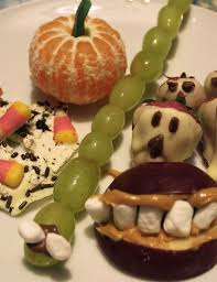 flutter and sparkle food quick and easy spooky halloween treats