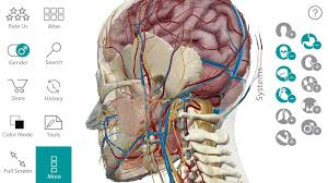 Colour Atlas Of Human Anatomy Human Anatomy Atlas Android Apps On Google Play