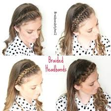 braided headbands hairstyle pic 20 and comfortable braided headband hairstyles