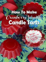 how to make scented candle tarts gift crafts stocking stuffers