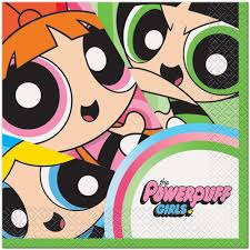 powerpuff girls party supplies