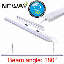 led linear tube lights waterproof ip65 led linear tube lights 20w 30w 40w 60w ip65