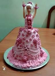 700 coolest homemade doll barbie cake designs