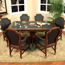 poker game table set poker table and chairs set poker piece poker dining table set with