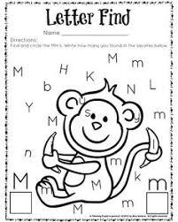 letter case recognition worksheet letter m letter case