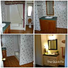Mobile Home Bathroom Remodeling Ideas Mobile Home Bathroom Remodeling My Hearts Song Guest Bathroom