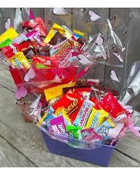 candy basket delivery gift baskets delivery ks owens flower shop inc