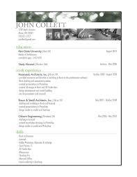 architectural resume exles resume architecture resume profile www baakleenlibrary