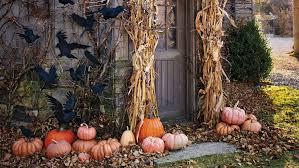 Martha Stewart Halloween Decoration Halloween Decorations Made From Nature U0027s Bewitched Bounty Martha