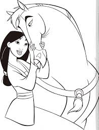 unique mulan 2 coloring pages 54 free coloring kids mulan