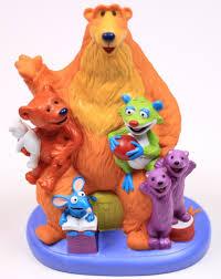 disney bear in the big blue house bank treelo tutter pip pop ojo