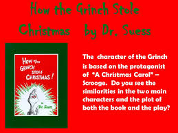 how the grinch stole by dr suess ppt