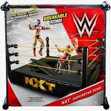Wrestling Ring Bed by Superstar Ring Playset