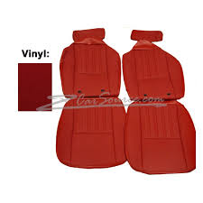 Upholstery Parts Seat Upholstery Set 280zx Lowback Seat Upholstery Sets Seats