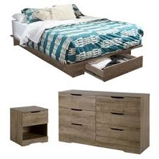 Full Set Bed Frame by Platform Bedroom Sets You U0027ll Love Wayfair