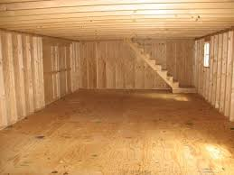 shed interior two story shed storage buildings in ky tn for sale from overholt sons