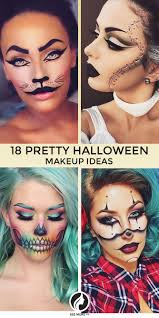Unicorn Halloween Makeup by Best 20 Beautiful Halloween Makeup Ideas On Pinterest Haloween