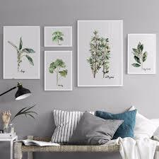 leaf art prints promotion shop for promotional leaf art prints on