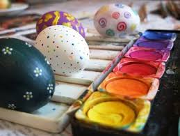 Easter Games Decorate An Egg how to make colorful and beautiful easter eggs