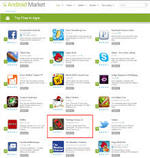 free app android android market app
