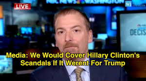 media we would cover hillary clinton u0027s scandals if it weren u0027t for